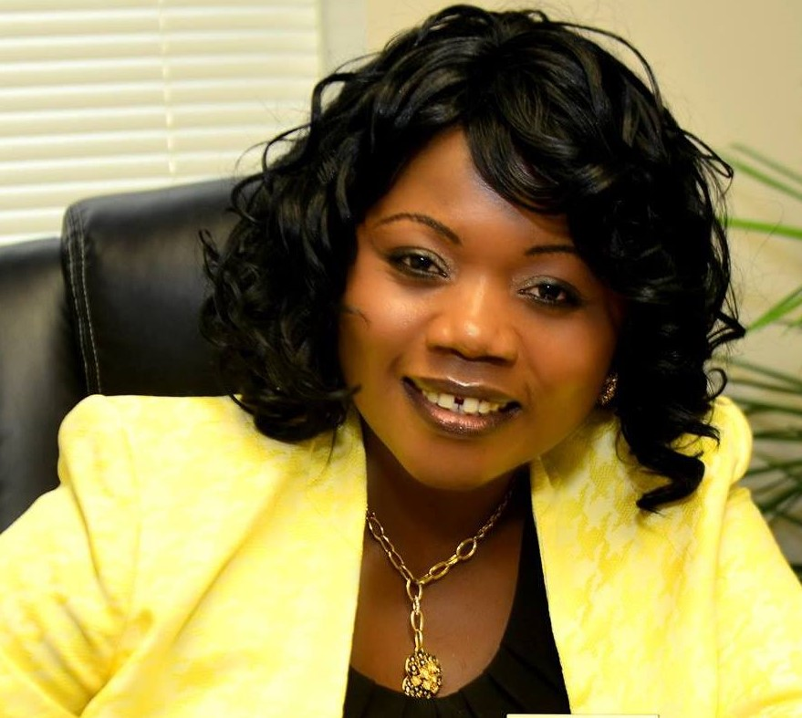Georgette Pauline Nguiekou;