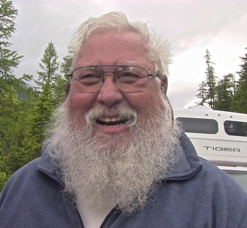 Image of Dave in Alaska