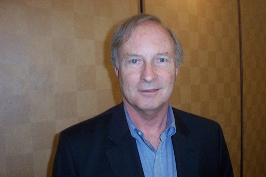 Jim Miur, headshot