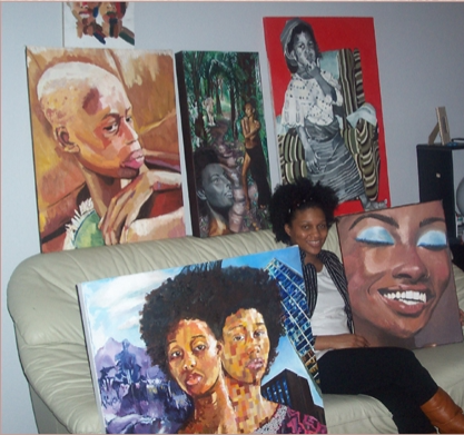 """""""The Modupe Art Gallery""""—An artist's dream realized"""
