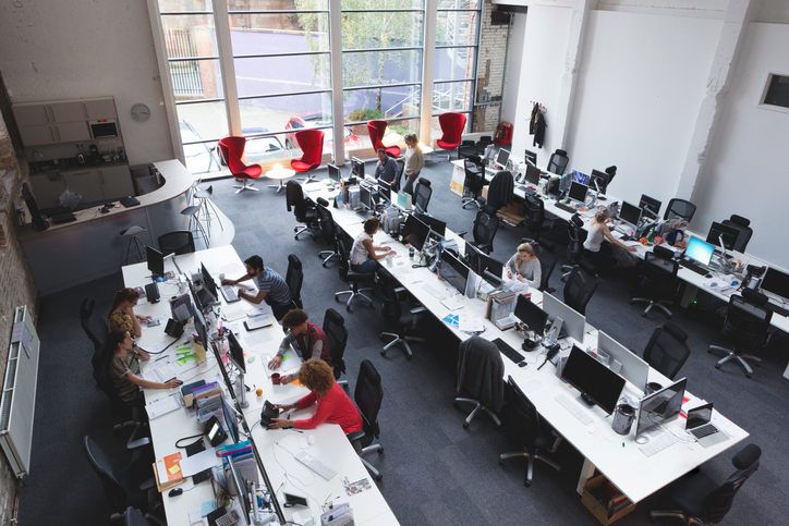 Why the Open Office Fad Will Fail