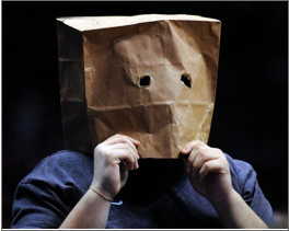 Not having a picture on your LinkedIn profile is like going to a networking event with a paper bag on your head.