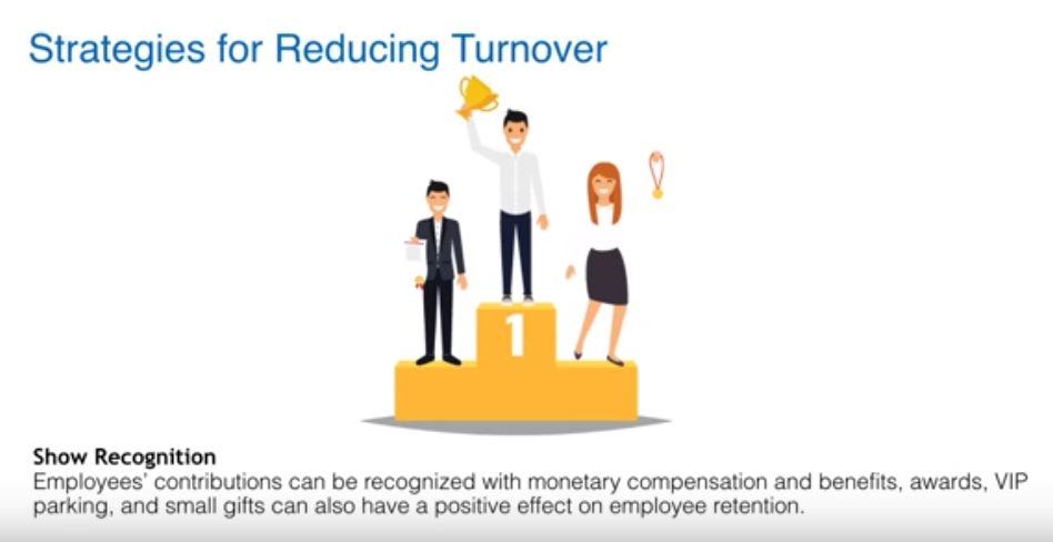 How to Turn Around Employee Turnover