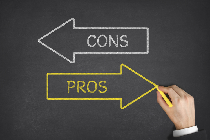 The Pros & Cons of a Business Line of Credit