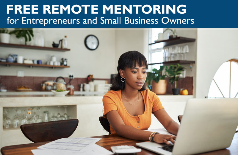 Free Mentoring for Entrepreneurs and Small Business Professionals