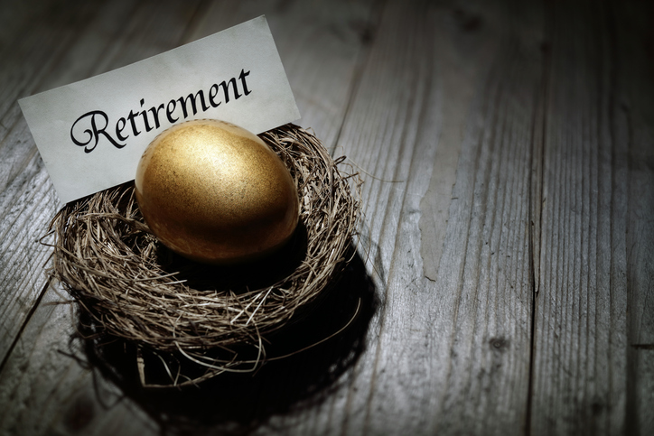 retirement golden nest egg