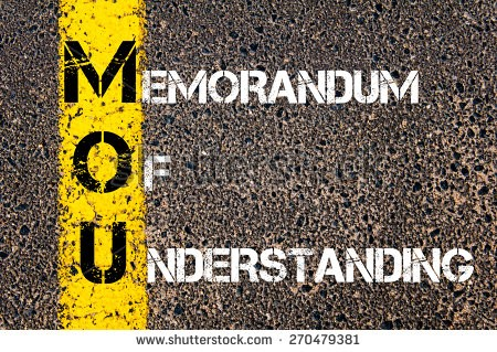 Contract or Memorandum of Understanding – The differences and uses you should know