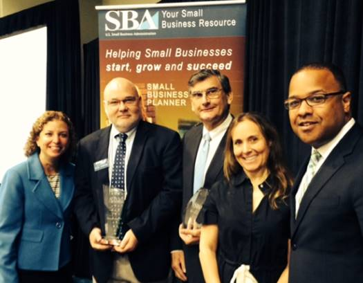 Broward SCORE receives Small business Awards