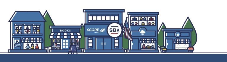 Small business community storefronts