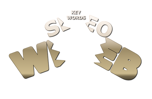 Keywords are part of SEO on your website