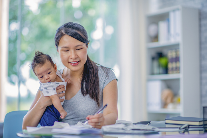 Five tips to help small business owners juggle priorities while working from home