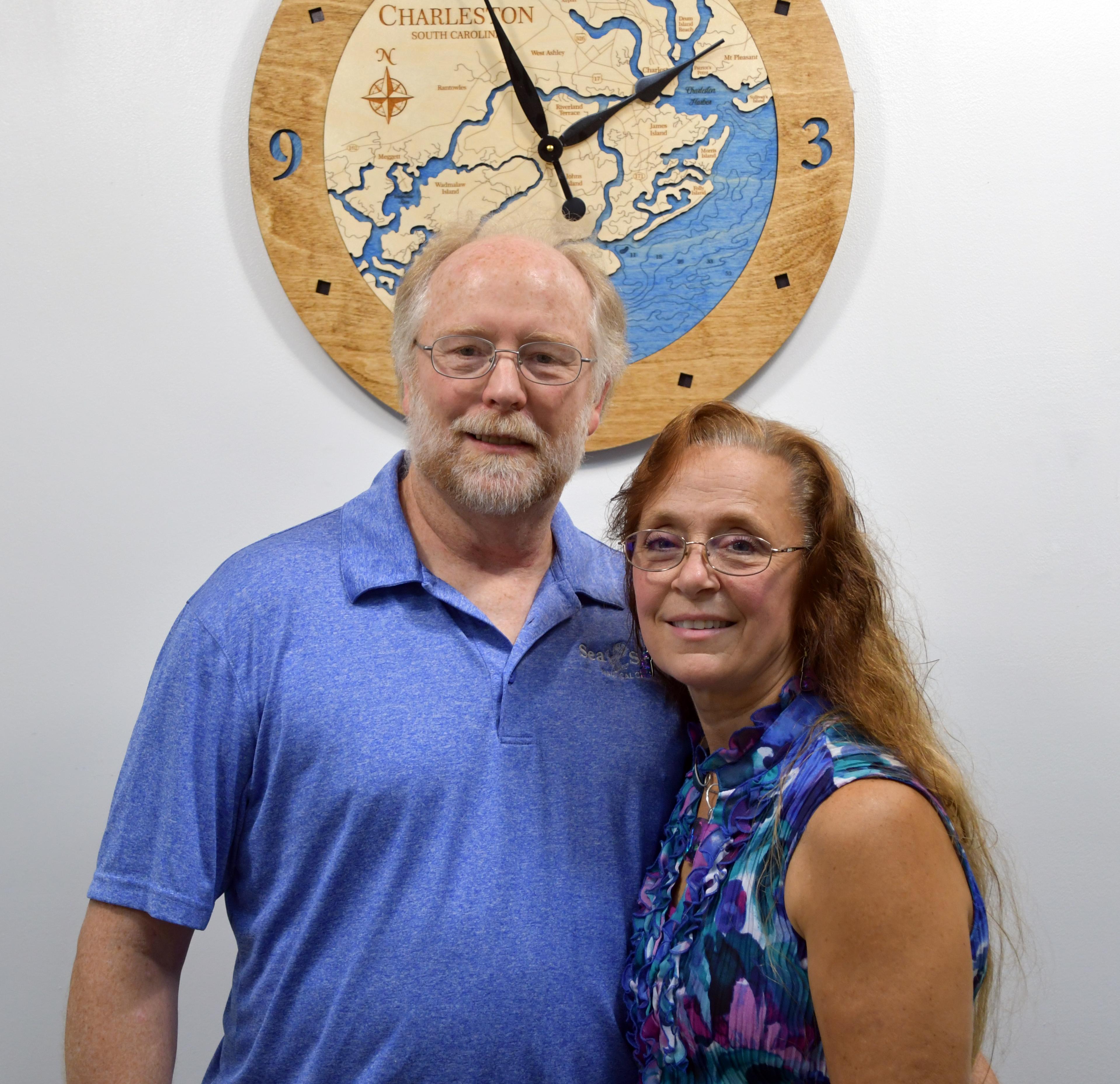 Bob and Kathy Stremcha