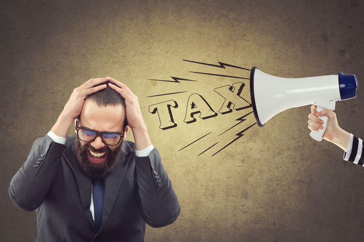 Why 36 Percent of Entrepreneurs Aren't Filing Taxes