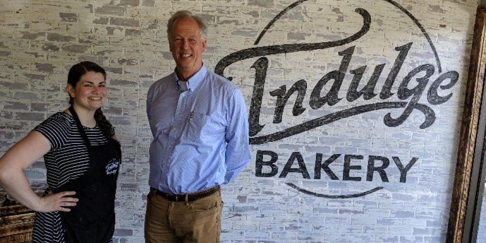 Indulge Bakery Success Story Image