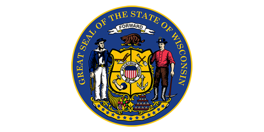 The Great Seal Of the State of Wisoncin