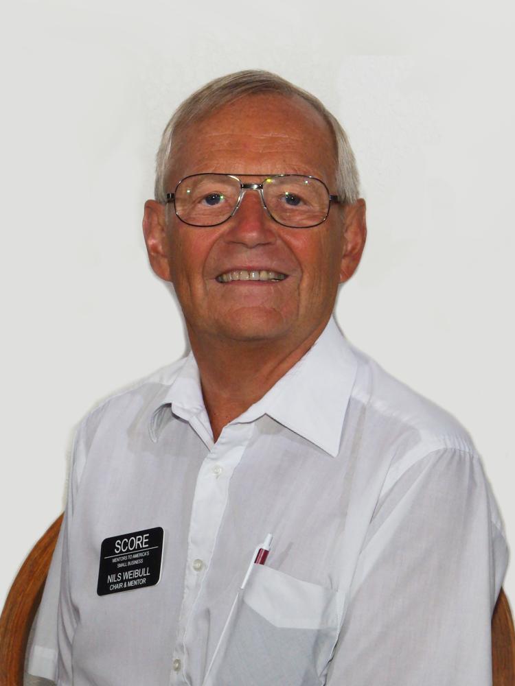 Nils Weibull