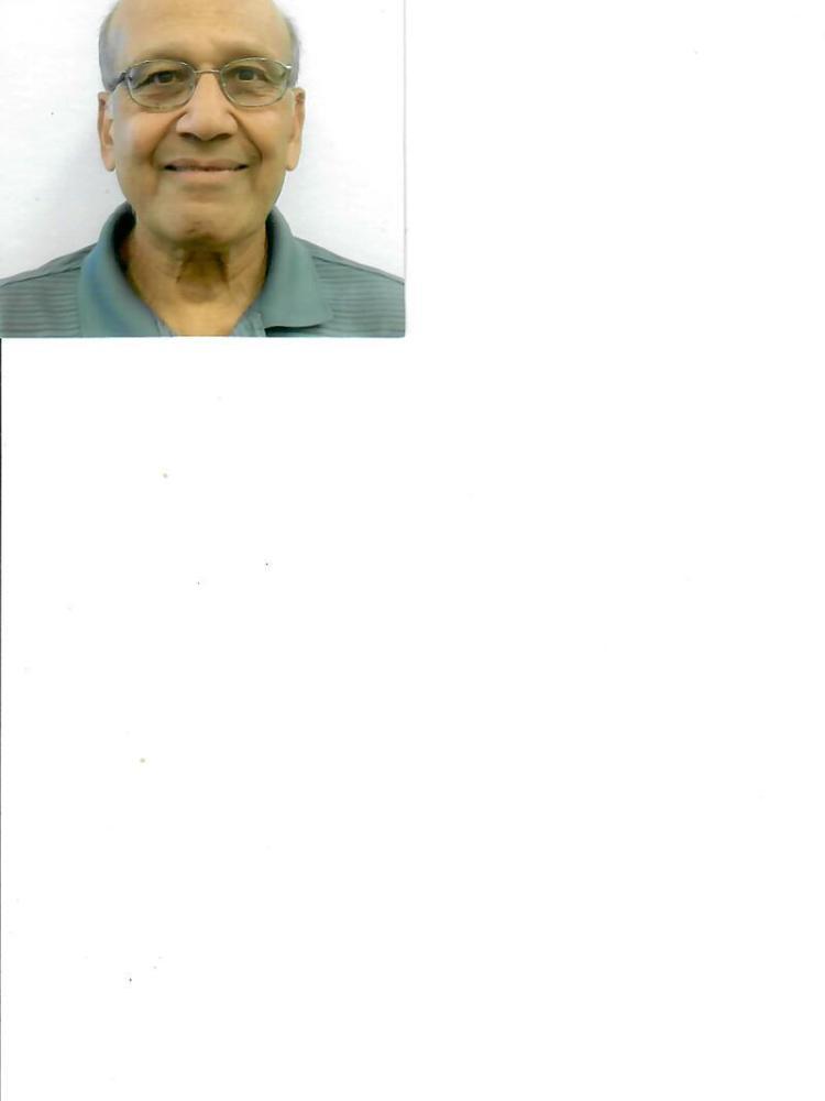 Arvind P Shah