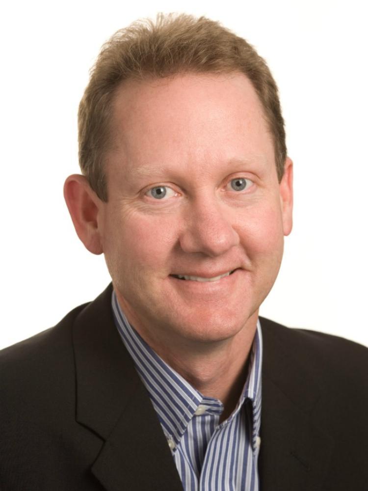 Ron Cates headshot