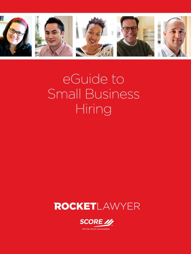eGuide to Small Business Hiring
