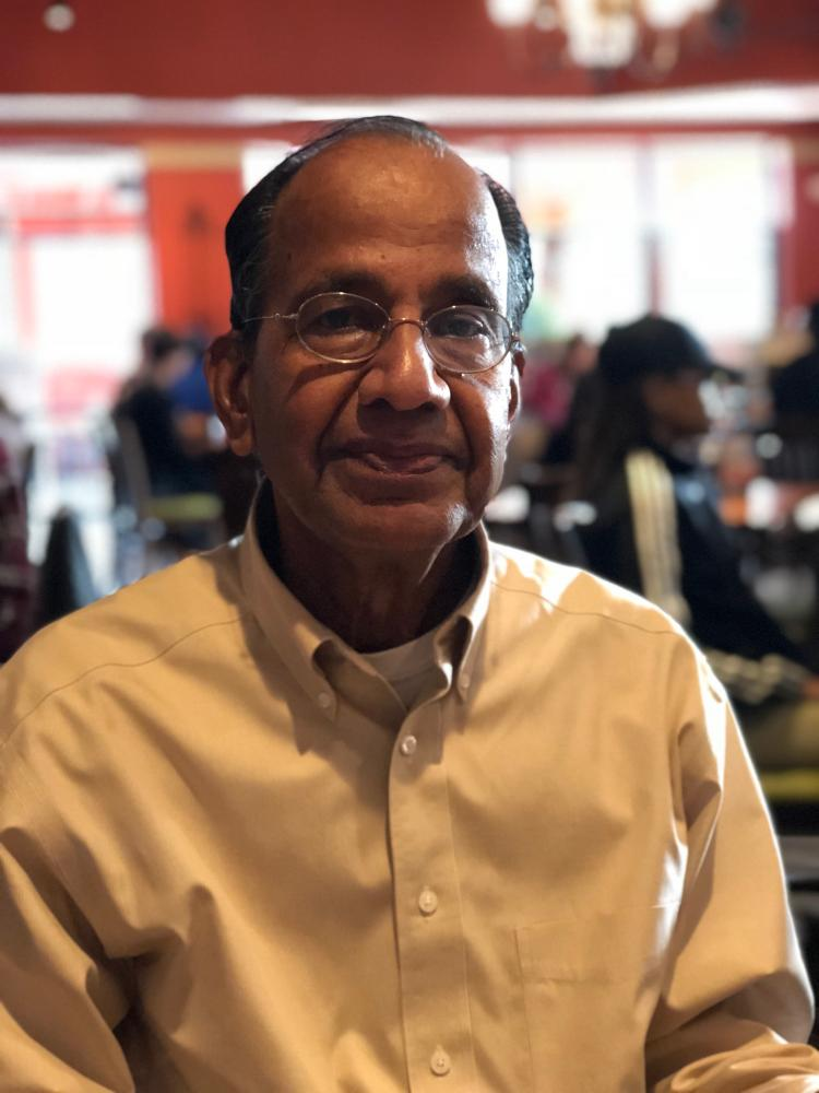 Ram K Ramaswamy