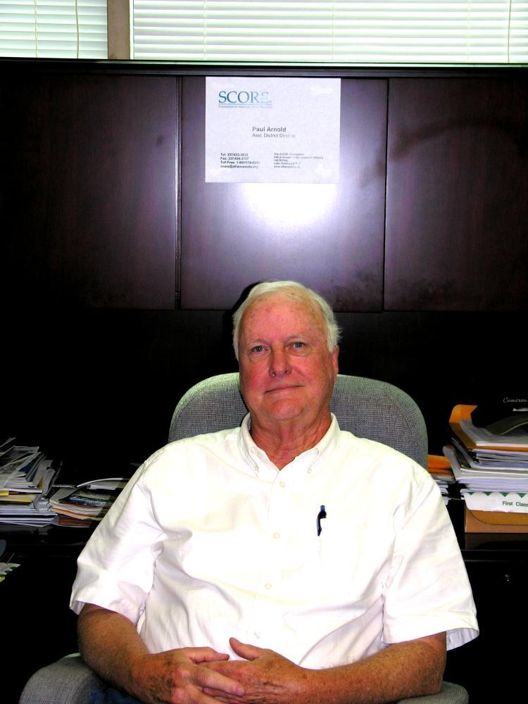 Asst. Dist. Dir. of SCORE Louisiana Admin. for Chap. 0213 Volunteer for Alliance