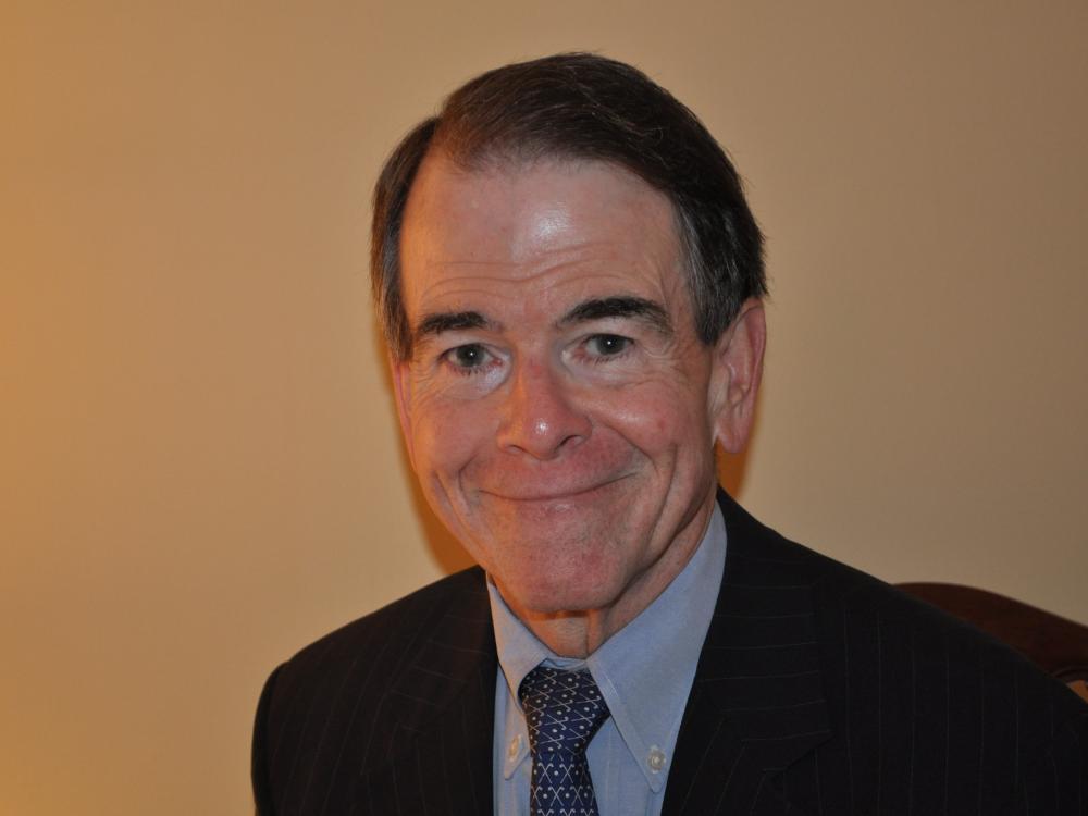 Charles C Woodard