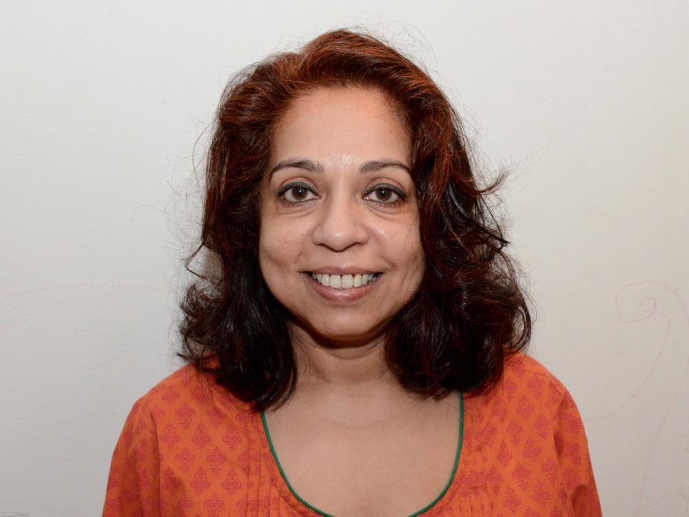 June Mukherjee