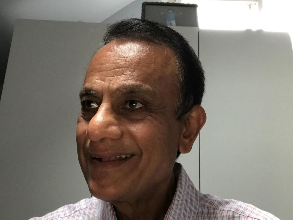 Vikram C Gandhi