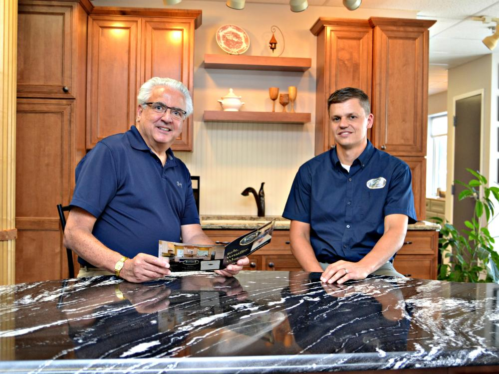 Client│Mentor Profile: Kauffman Kitchens