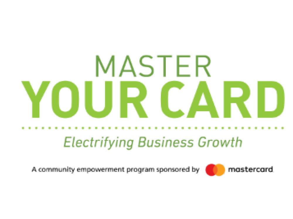 Master Your Card logo