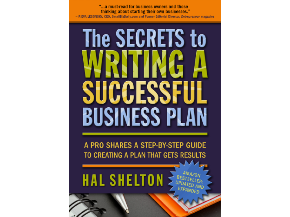 The Secrets of Writing a Successful Business Plan