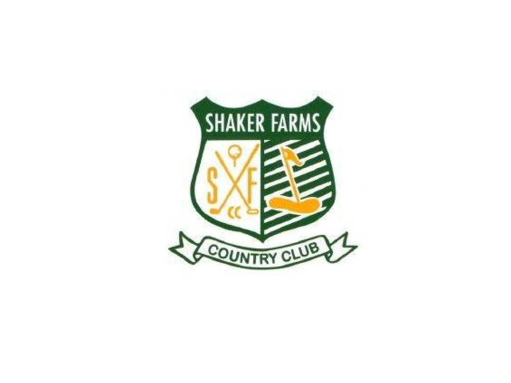 Shaker Farms Country Club logo