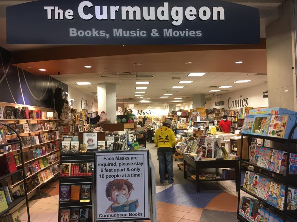 Curmudgeon Book Store