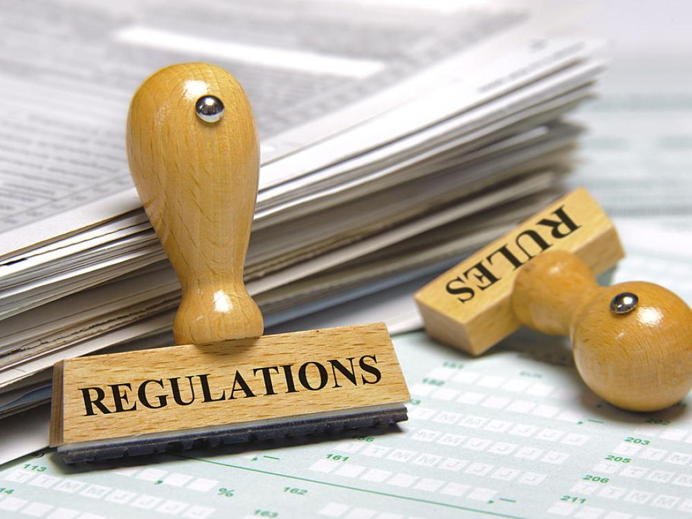 City, State and Federal Requirements