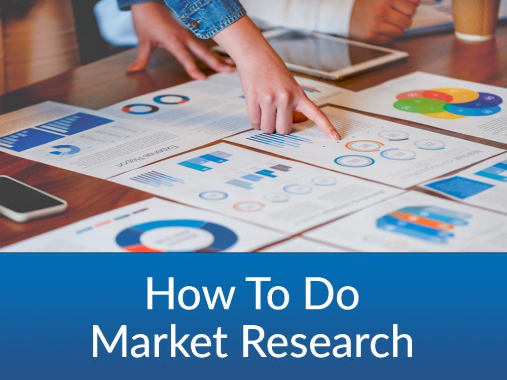How to do Market Research- $25 | 11/8 & 11/10 | 6:30-8PM