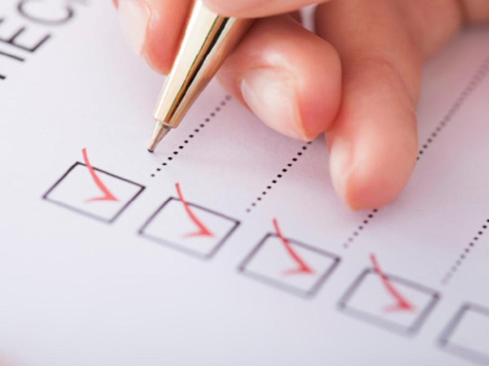 Small business end of year checklist