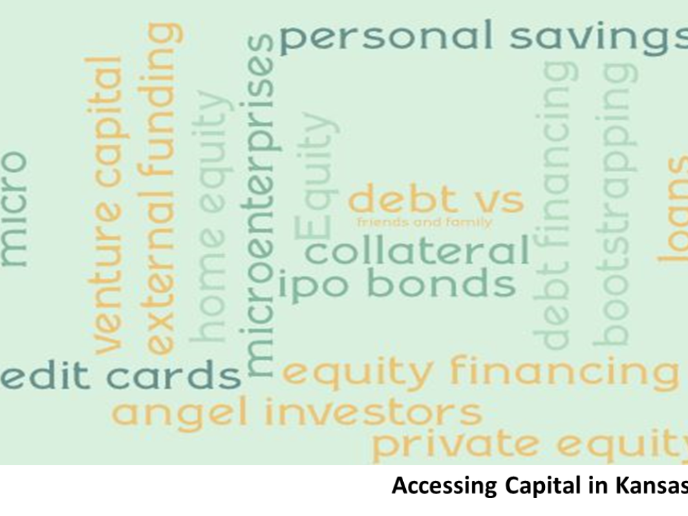 Accessing Capital in KC - 12/16/2021