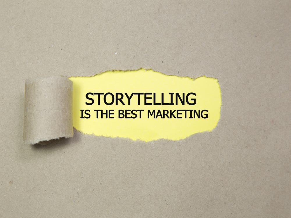 Telling Your Company's Story