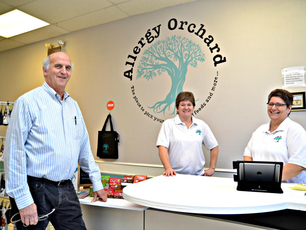 Client/Mentor Profile: Allergy Orchard & Bill Beyer