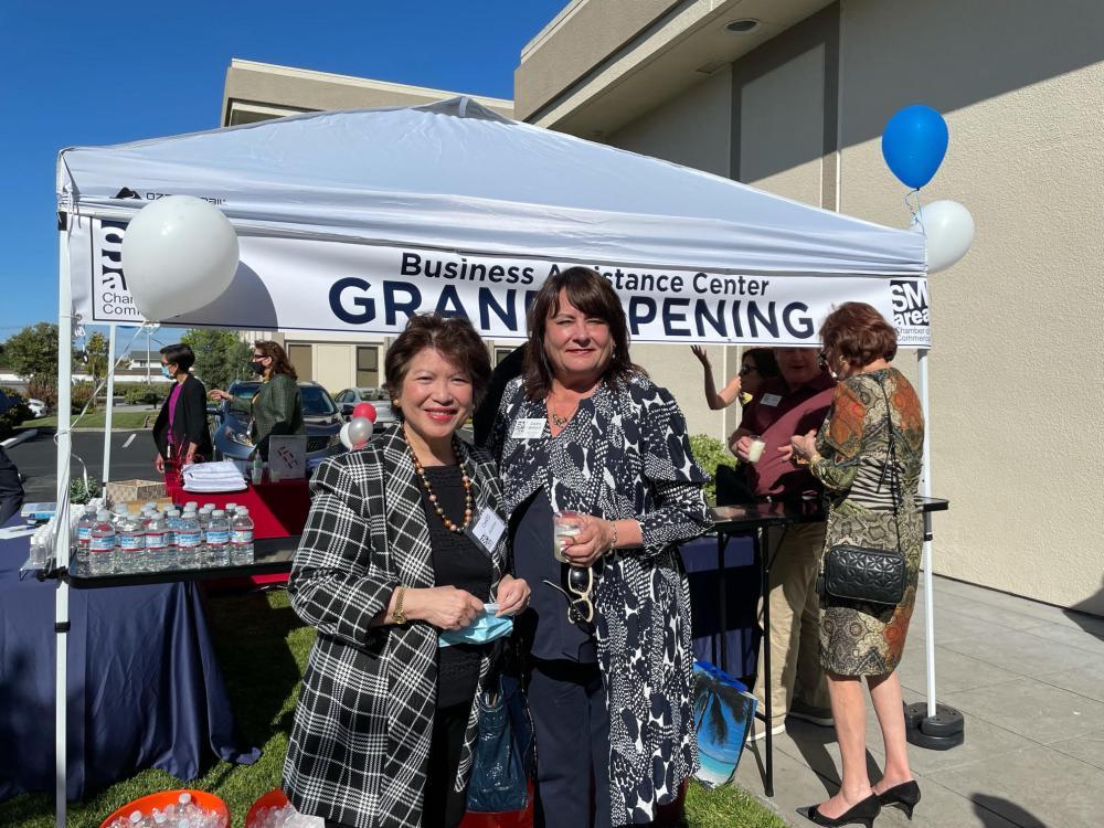 San Mateo Business Assistance Center Grand Opening