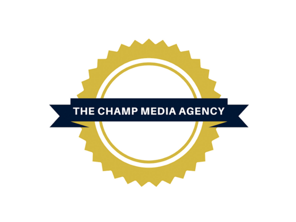 The Champ Media Agency logo