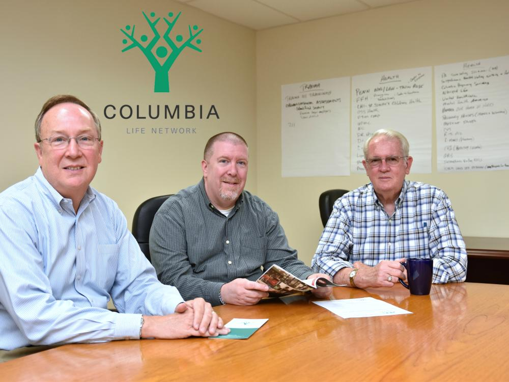 Client│Mentor Profile: Columbia Life Network