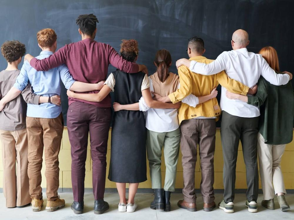 Diverse and inclusive workplace