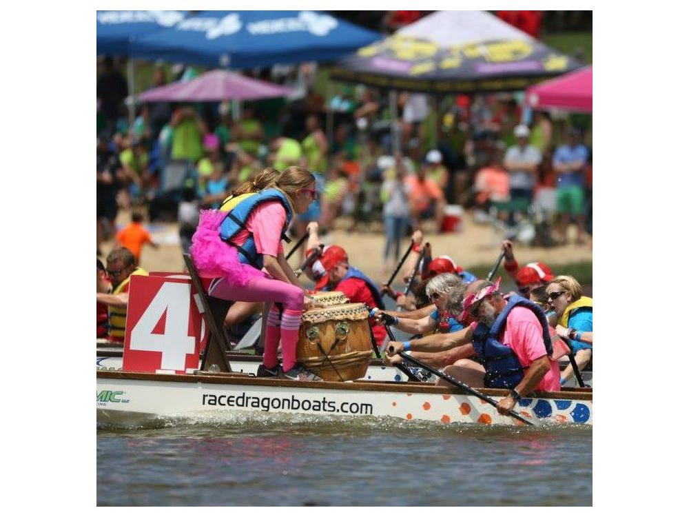 Dynamic Dragon Boat Racing