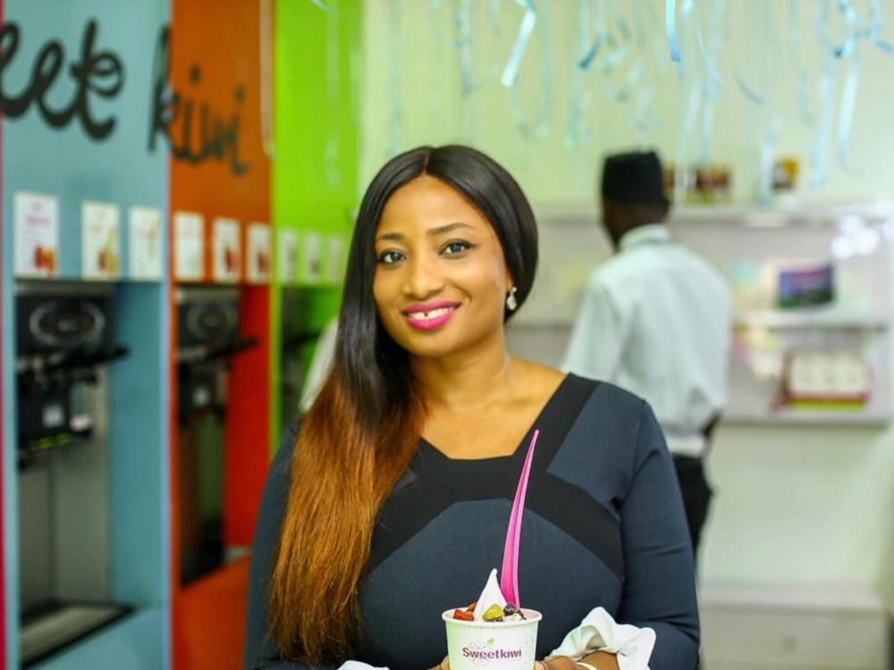 Ehime Eigbe-Akindele - Sweetkiwi