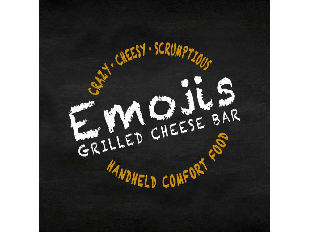Emojis Grilled Cheese Bar