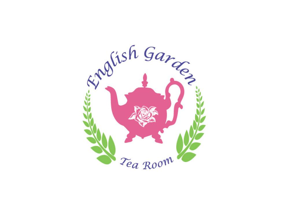 English Garden Tea Room logo