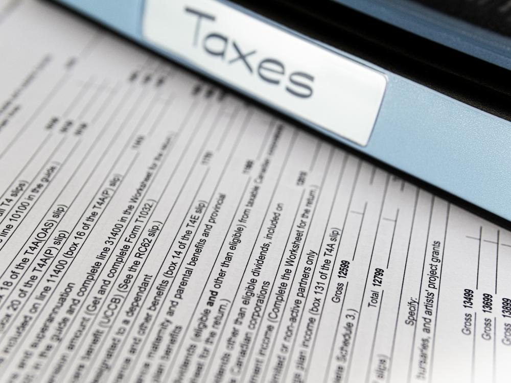 Show Me The Money, Part 1 - Taxes for the Small Business