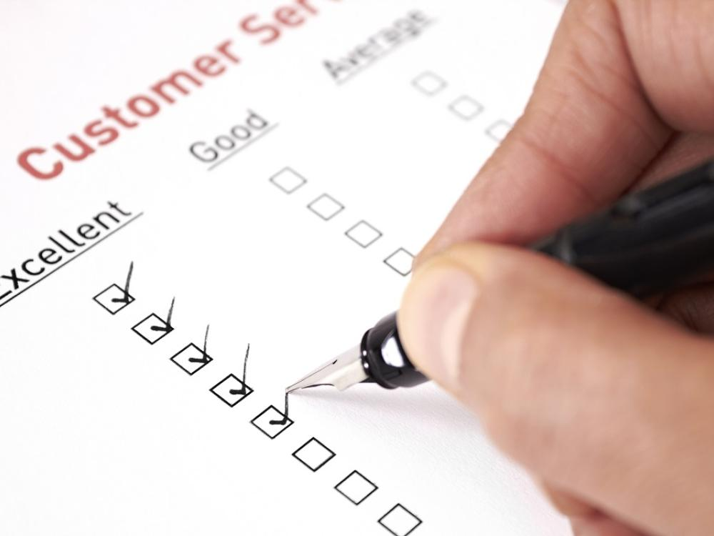 Three rules for good customer service