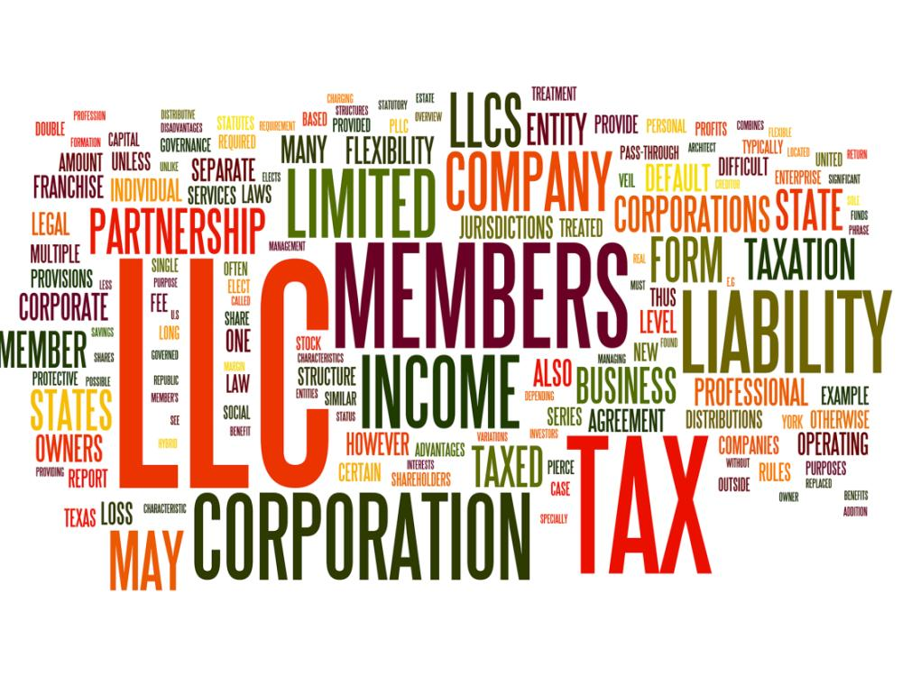 Understanding LLC and Other Legal Entity Structures